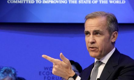 Bank of England rate cut hangs in balance at Carney's last policy meeting