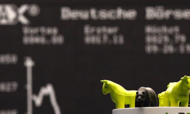 Stocks – DAX Hits New Record High as Virus Fears Fade in China