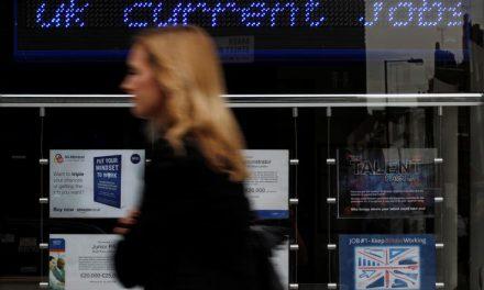 UK jobs growth jumps again despite broader economic slowdown