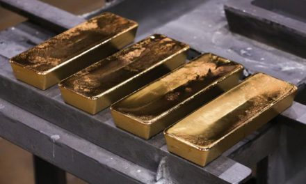 Gold Climbs After WHO Chief's Stark 'Tip of the Iceberg' Warning