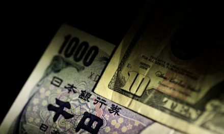 Yen, Euro gain on dollar as markets bet Fed will cut rates this month