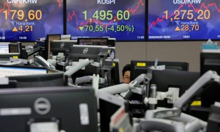 World stocks slip as U.S. jobs angst outweighs record stimulus