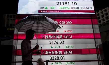 Asian Stocks Plummet Amid Oil Price War