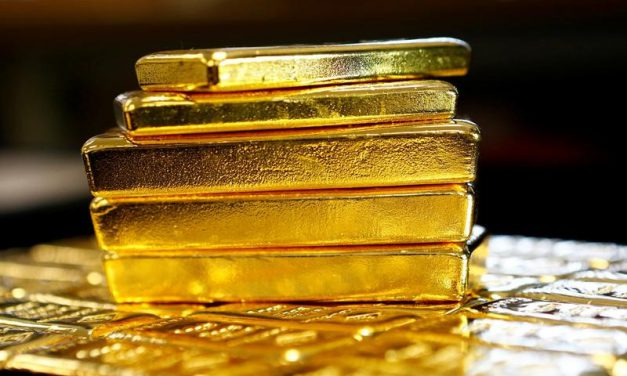 Gold Down Over New COVID-19 Vaccine Hopes, Continued Stimulus in Europe