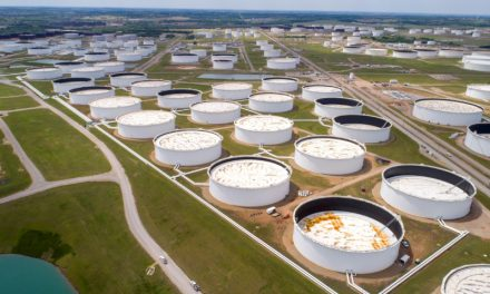 Oil Up Over Draw in API Crude Oil Inventories