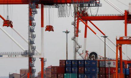Japan's exports fall most since 2009 as U.S. demand slumps