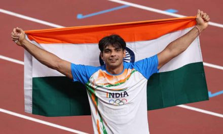 Olympic Gold medalist Neeraj Chopra rises to number 2 in world rankings